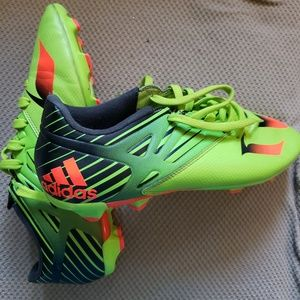 Men's Adidas outdoor soccer cleats shoes #10